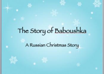 The Legend of Baboushka complete teaching bundle