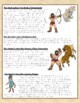 The Legend of Hercules Close Reading Passage with Text Dep