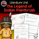 The Legend of Indian Paintbrush: A Literature Unit