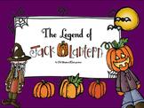 The Legend of Jack O' Lantern and Pumpkins - Social Studie