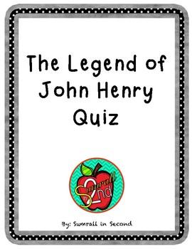 The Legend of John Henry Test