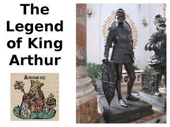 The Legend of King Arthur Source Analysis Activity