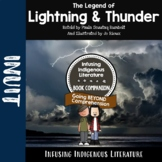 The Legend of Lightning and Thunder  A Reading Response Unit