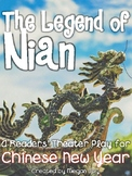 The Legend of Nian:  A Readers' Theater Play for Chinese New Year