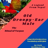 The Legend of Old Droopy-Ear Male: The Hindu Ritual of Tarpan