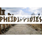 txt: The Legend of Pheidippidies (Ancient Greek)