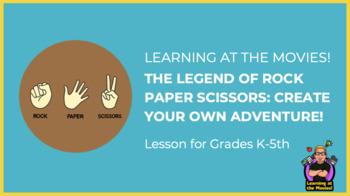 The Legend of Rock Paper Scissors: Create Your Own Adventure