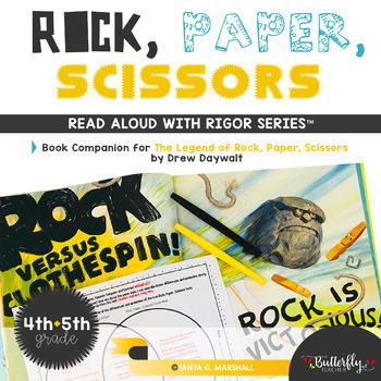 The Legend of Rock Paper Scissors Read Aloud Set