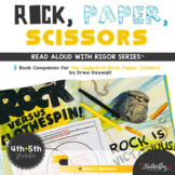 The Legend of Rock Paper Scissors: Digital & Printable Rea