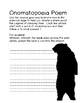 The Legend of Sleeping Bear by Kathy Jo Wargin Print, Paste, Prepared4Read Aloud