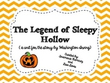 The Legend of Sleepy Hollow~a One Week Unit for the story by Washington Irving