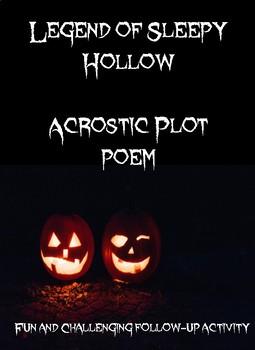 The Legend of Sleepy Hollow Acrostic Plot Poem