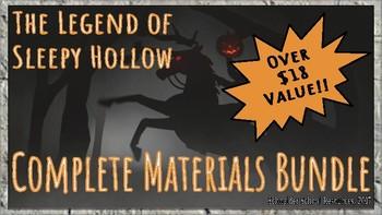 The Legend of Sleepy Hollow: Complete Materials Bundle