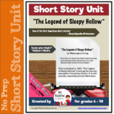 The Legend of Sleepy Hollow Complete Unit