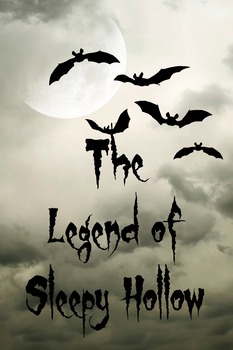 The Legend of Sleepy Hollow-Comprehension Questions, RACES Writing and Quiz