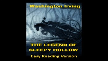 The Legend of Sleepy Hollow Easy Reading PowerPoint