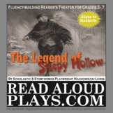 The Legend of Sleepy Hollow Headless Horseman Reader's Theater