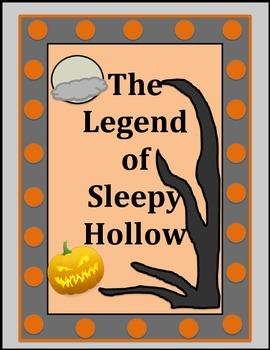 The Legend of Sleepy Hollow ~ Headless Horseman ~ Washington Irving