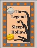 The Legend of Sleepy Hollow ~ Headless Horseman ~ Washingt