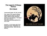 The Legend of Sleepy Hollow Mini-Book