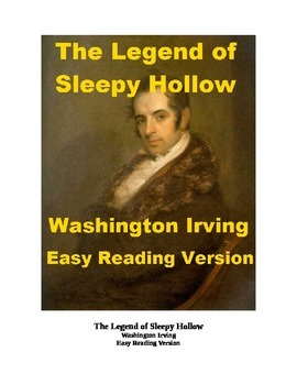 The Legend of Sleepy Hollow Mp3 and Easy Reading Text