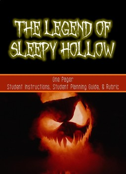 The Legend of Sleepy Hollow One Pager