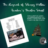 The Legend of Sleepy Hollow Readers' Theater Script