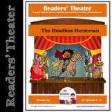 The Legend of Sleepy Hollow Readers' Theater Script Easy Reader