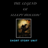 The Legend of Sleepy Hollow Short Story Unit