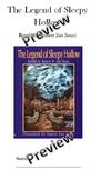 The Legend of Sleepy Hollow Study Resource