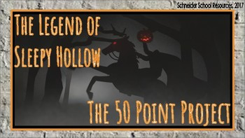 The Legend of Sleepy Hollow: The 50 Point Project