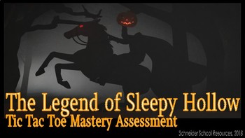 The Legend of Sleepy Hollow: Tic Tac Toe Mastery Assessment