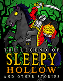 The Legend of Sleepy Hollow and Other Stories (Reader's Theater Script-Stories)