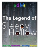 The Legend of Sleepy Hollow: texts, projects, & reading co
