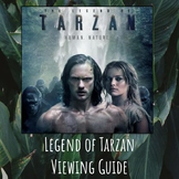 The Legend of Tarzan (2016) Imperialism Viewing Guide