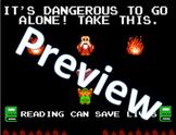 "The Legend of Zelda and Super Mario Bros. ""Rules/Expectati"