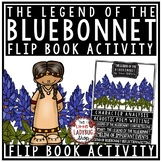 The Legend of the Bluebonnet Activities Flip Book Spring R