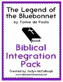 The Legend of the Bluebonnet- Biblical Integration Pack