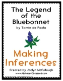 The Legend of the Bluebonnet- Making Inferences
