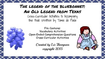 The Legend of the Bluebonnet Mini Unit