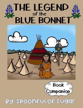 The Legend of the Bluebonnet (Story Companion)
