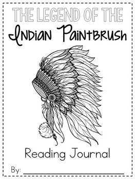 The Legend of the Indian Paintbrush Readers Journal