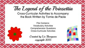 The Legend of the Poinsettia Mini Unit