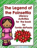 The Legend of the Poinsettia Unit Activities
