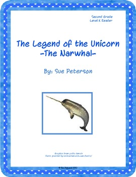 The Legend of the Unicorn: The Narwhal