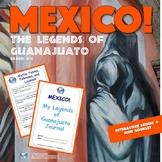 Mexico! Legends of Guanajuato w Mini-Booklet & Make-A-Mummy Science Experiment