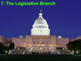 The Legislative Branch (AP Government) Bundle with Video