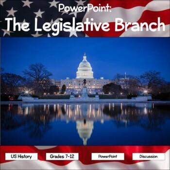 The Legislative Branch (PPT)