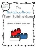 The Lego Brick Team Building Game