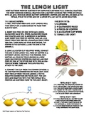 The Lemon Light - Science Experiment Teacher's Guide